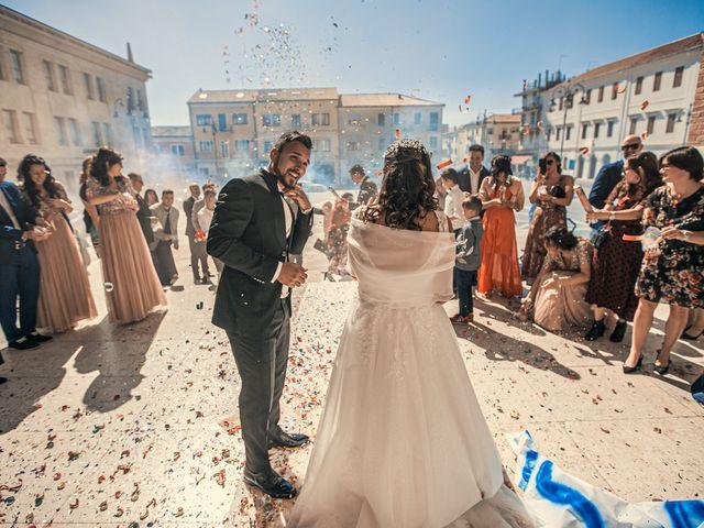 Il matrimonio di Luca e Elena a Cavarzere, Venezia 33