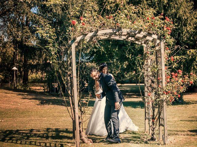 Il matrimonio di Luca e Elena a Cavarzere, Venezia 38