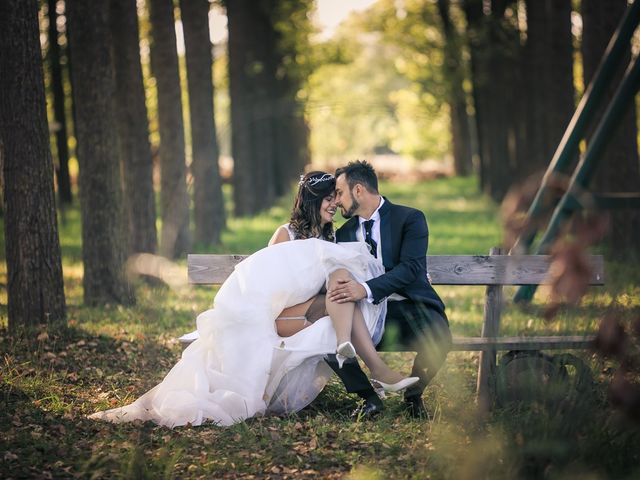 Il matrimonio di Luca e Elena a Cavarzere, Venezia 45