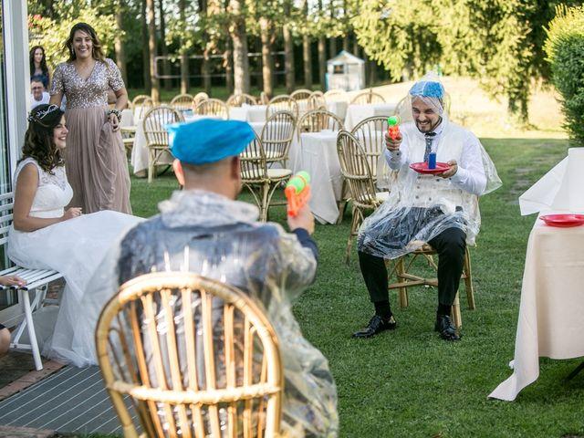 Il matrimonio di Luca e Elena a Cavarzere, Venezia 49