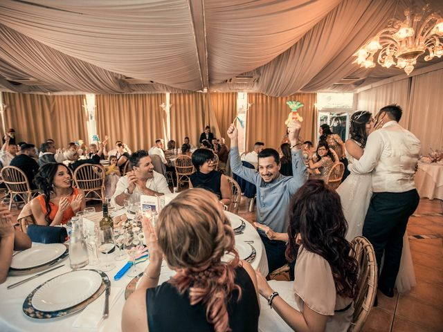 Il matrimonio di Luca e Elena a Cavarzere, Venezia 54