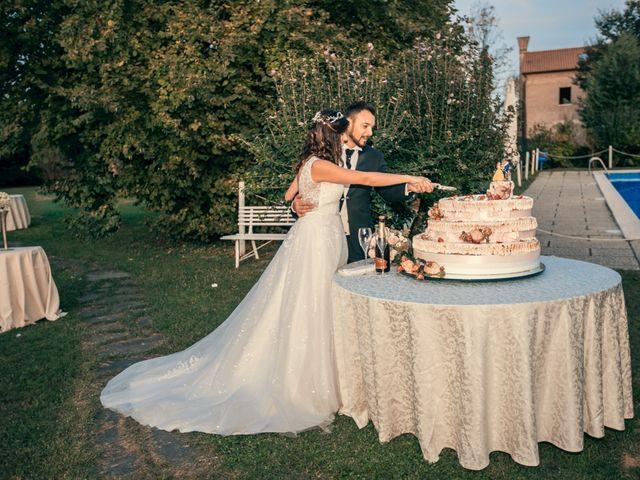 Il matrimonio di Luca e Elena a Cavarzere, Venezia 58