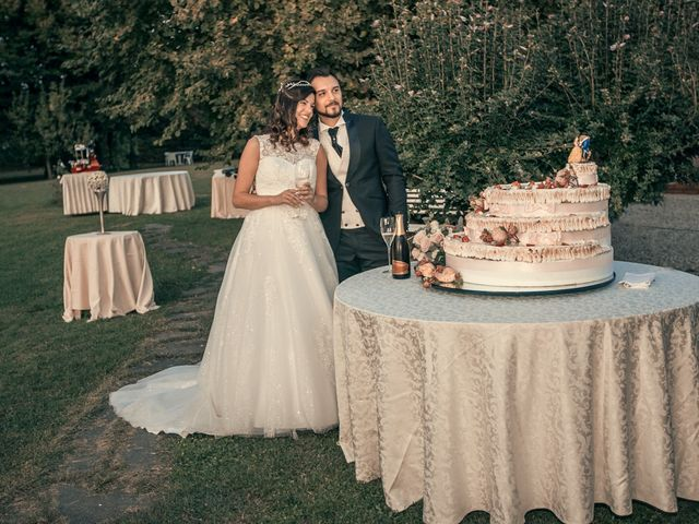 Il matrimonio di Luca e Elena a Cavarzere, Venezia 61