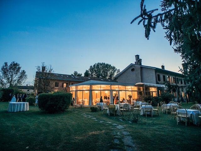 Il matrimonio di Luca e Elena a Cavarzere, Venezia 65