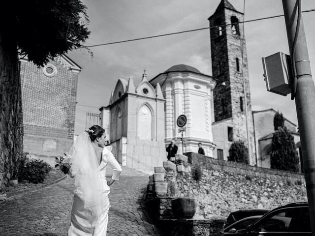 Il matrimonio di Baptiste e Clotilde a Belgirate, Verbania 40