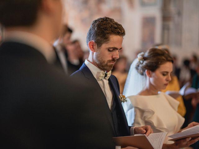 Il matrimonio di Baptiste e Clotilde a Belgirate, Verbania 48