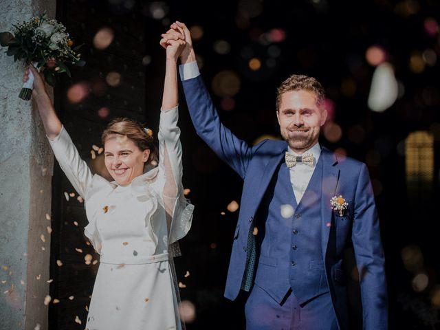 Le nozze di Clotilde e Baptiste