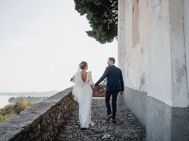 Il matrimonio di Baptiste e Clotilde a Belgirate, Verbania 54