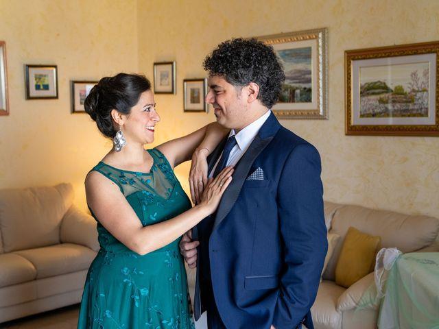 Il matrimonio di Giuseppe e Lucia a Buccino, Salerno 9