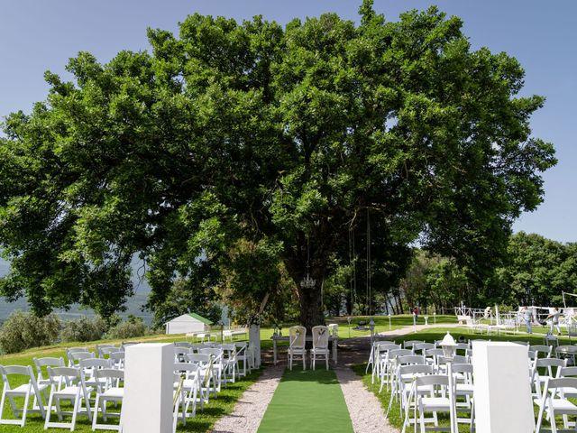 Il matrimonio di Giuseppe e Lucia a Buccino, Salerno 11