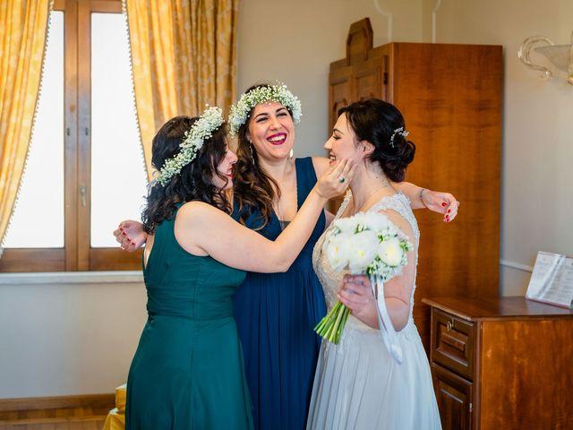 Il matrimonio di Giuseppe e Lucia a Buccino, Salerno 22