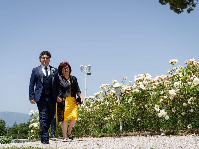 Il matrimonio di Giuseppe e Lucia a Buccino, Salerno 29