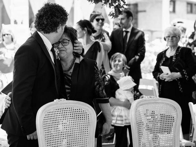 Il matrimonio di Giuseppe e Lucia a Buccino, Salerno 30