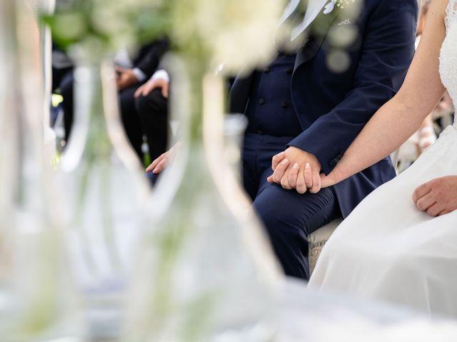 Il matrimonio di Giuseppe e Lucia a Buccino, Salerno 32