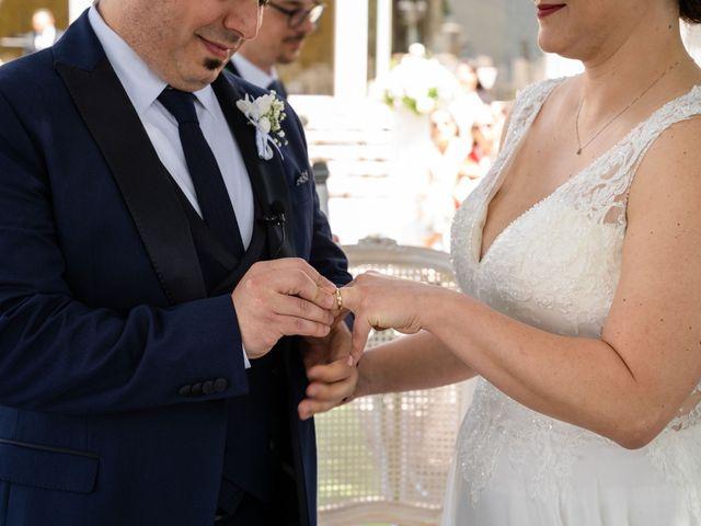 Il matrimonio di Giuseppe e Lucia a Buccino, Salerno 34