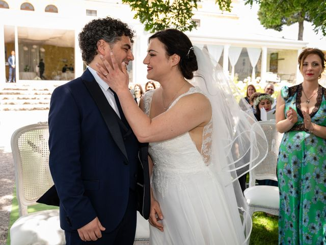Il matrimonio di Giuseppe e Lucia a Buccino, Salerno 36