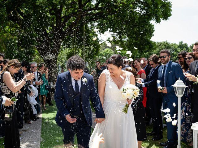 Il matrimonio di Giuseppe e Lucia a Buccino, Salerno 38