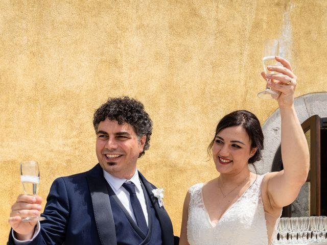 Il matrimonio di Giuseppe e Lucia a Buccino, Salerno 40