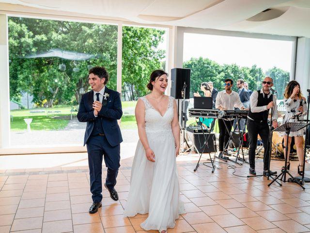 Il matrimonio di Giuseppe e Lucia a Buccino, Salerno 42