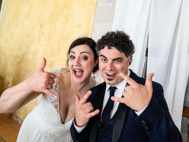 Il matrimonio di Giuseppe e Lucia a Buccino, Salerno 44