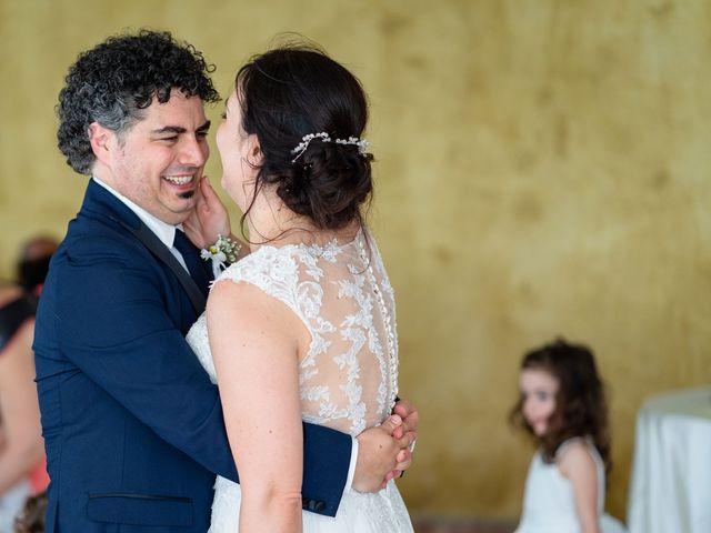 Il matrimonio di Giuseppe e Lucia a Buccino, Salerno 45
