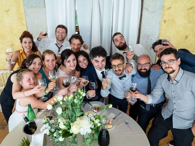 Il matrimonio di Giuseppe e Lucia a Buccino, Salerno 46