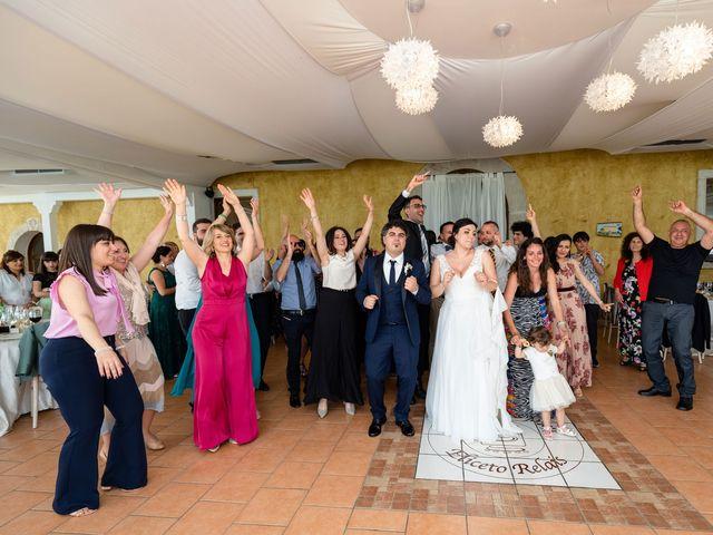 Il matrimonio di Giuseppe e Lucia a Buccino, Salerno 47