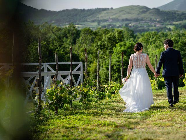 Il matrimonio di Giuseppe e Lucia a Buccino, Salerno 50