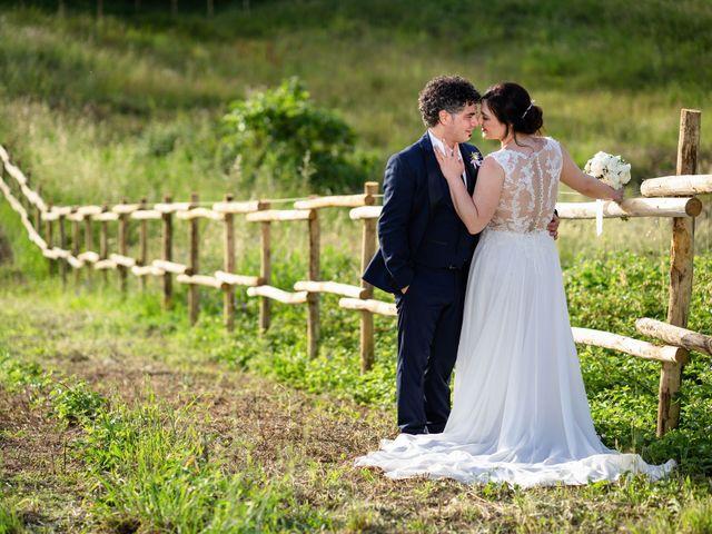 Il matrimonio di Giuseppe e Lucia a Buccino, Salerno 52