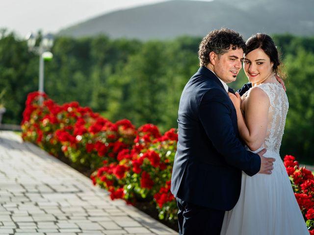 Il matrimonio di Giuseppe e Lucia a Buccino, Salerno 53