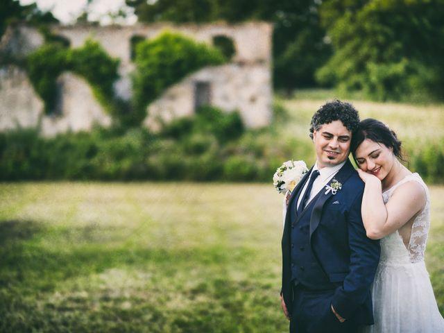 Il matrimonio di Giuseppe e Lucia a Buccino, Salerno 56