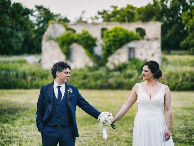 Il matrimonio di Giuseppe e Lucia a Buccino, Salerno 1