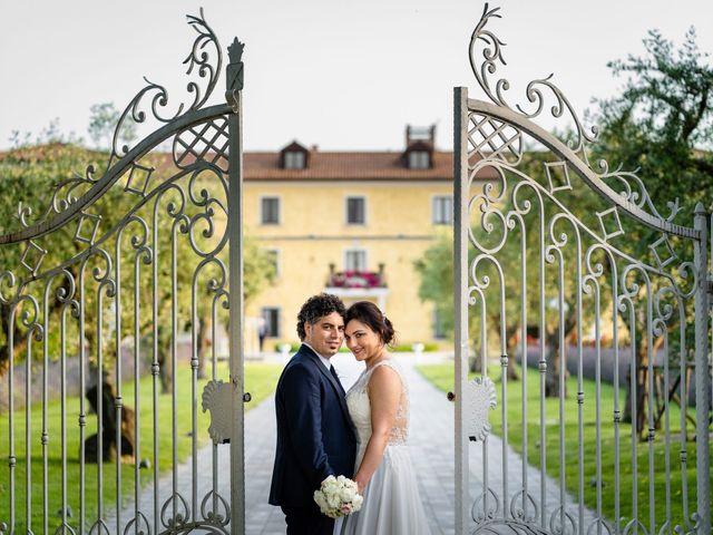 Il matrimonio di Giuseppe e Lucia a Buccino, Salerno 57