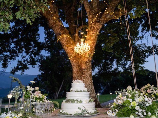 Il matrimonio di Giuseppe e Lucia a Buccino, Salerno 58