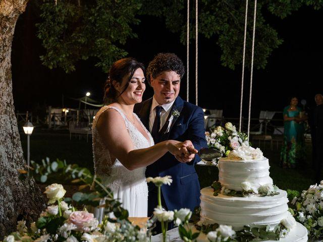 Il matrimonio di Giuseppe e Lucia a Buccino, Salerno 59