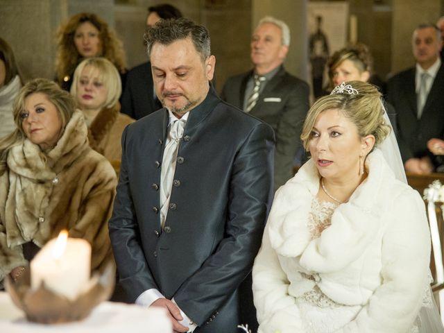 Il matrimonio di Sauro e Albina a Sestriere, Torino 5
