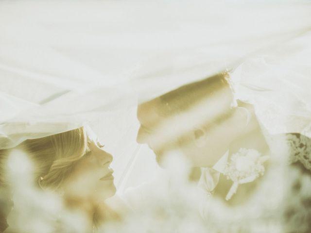 le nozze di Albina e Sauro