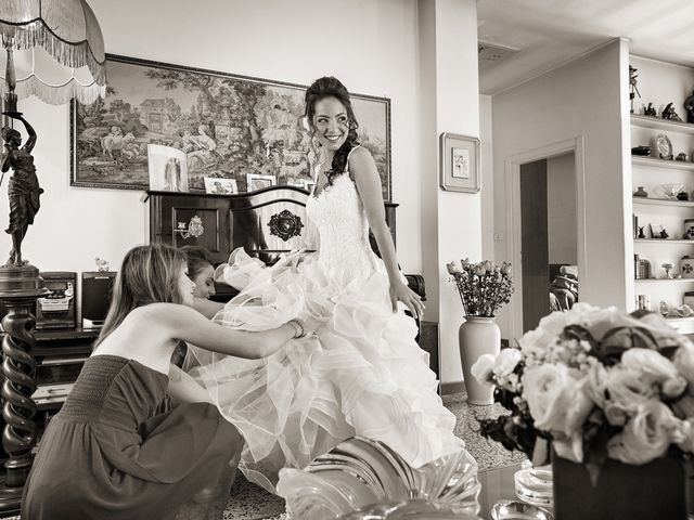 Il matrimonio di Fabrizio e Jasmin a Lecco, Lecco 3