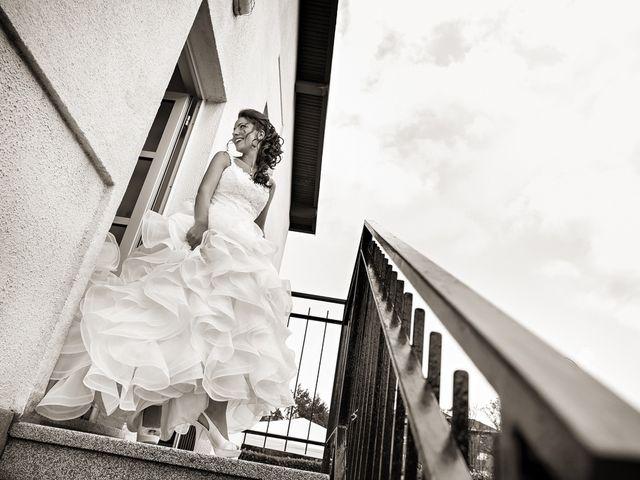 Il matrimonio di Fabrizio e Jasmin a Lecco, Lecco 5