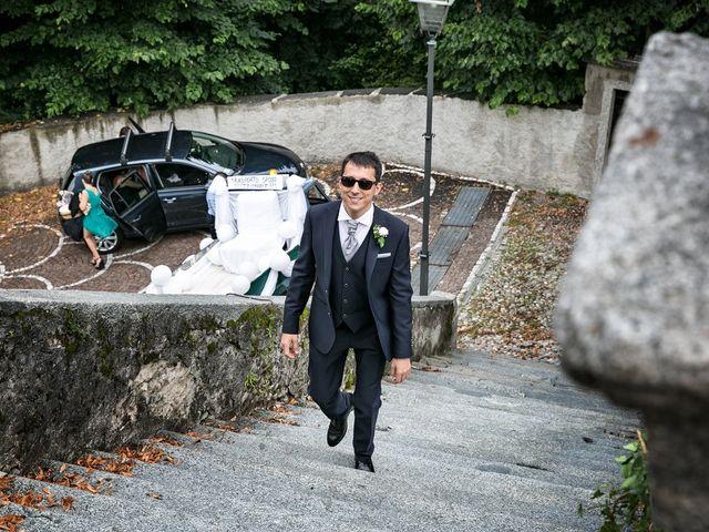 Il matrimonio di Fabrizio e Jasmin a Lecco, Lecco 7