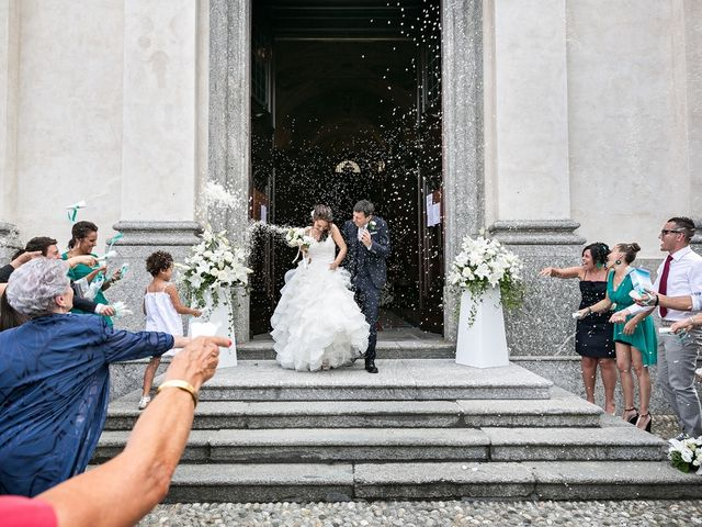 Il matrimonio di Fabrizio e Jasmin a Lecco, Lecco 12