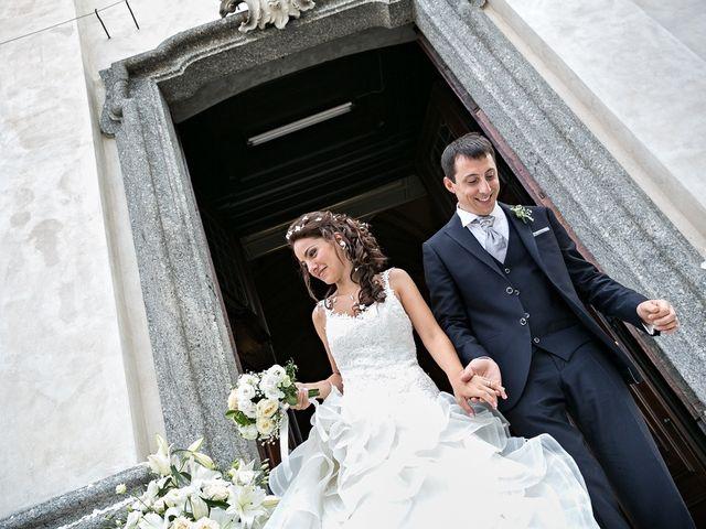 Il matrimonio di Fabrizio e Jasmin a Lecco, Lecco 13
