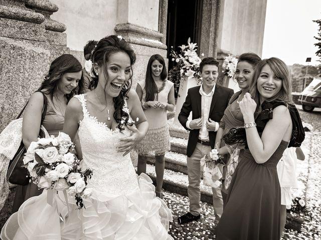 Il matrimonio di Fabrizio e Jasmin a Lecco, Lecco 14