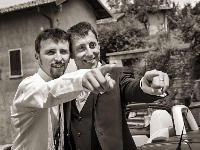 Il matrimonio di Fabrizio e Jasmin a Lecco, Lecco 15