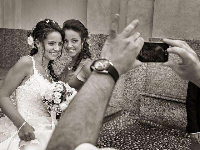 Il matrimonio di Fabrizio e Jasmin a Lecco, Lecco 18
