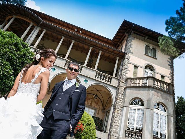 Il matrimonio di Fabrizio e Jasmin a Lecco, Lecco 20