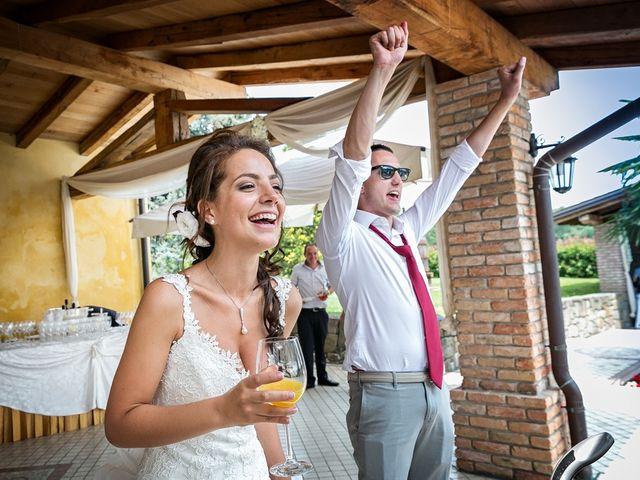 Il matrimonio di Fabrizio e Jasmin a Lecco, Lecco 23