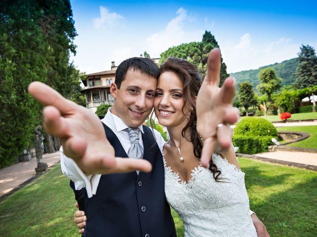 Il matrimonio di Fabrizio e Jasmin a Lecco, Lecco 24