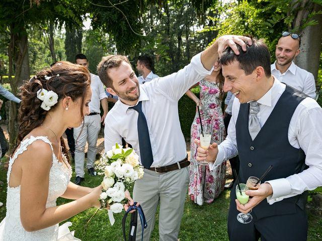 Il matrimonio di Fabrizio e Jasmin a Lecco, Lecco 25