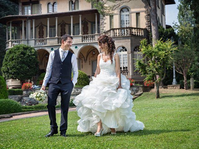 Il matrimonio di Fabrizio e Jasmin a Lecco, Lecco 26